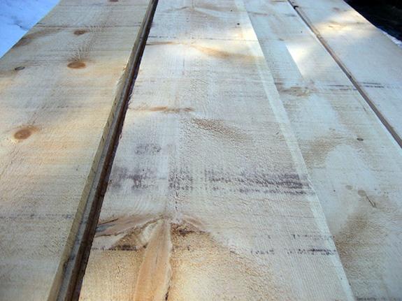 Rough Sawn Lumber | Feuer Lumber
