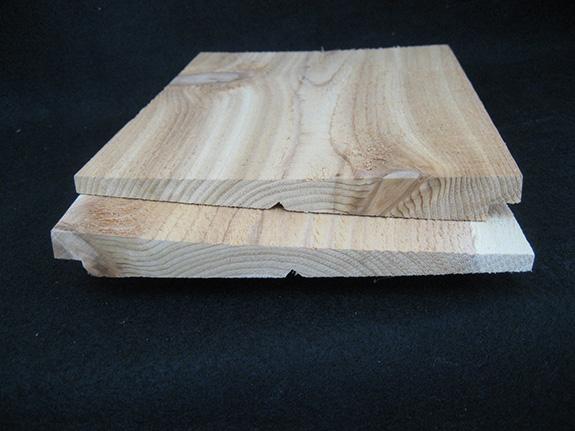 Western Red Cedar Feuer Lumber